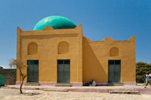 Mosque in Negash (credit http://www.hidmotour.com.et)